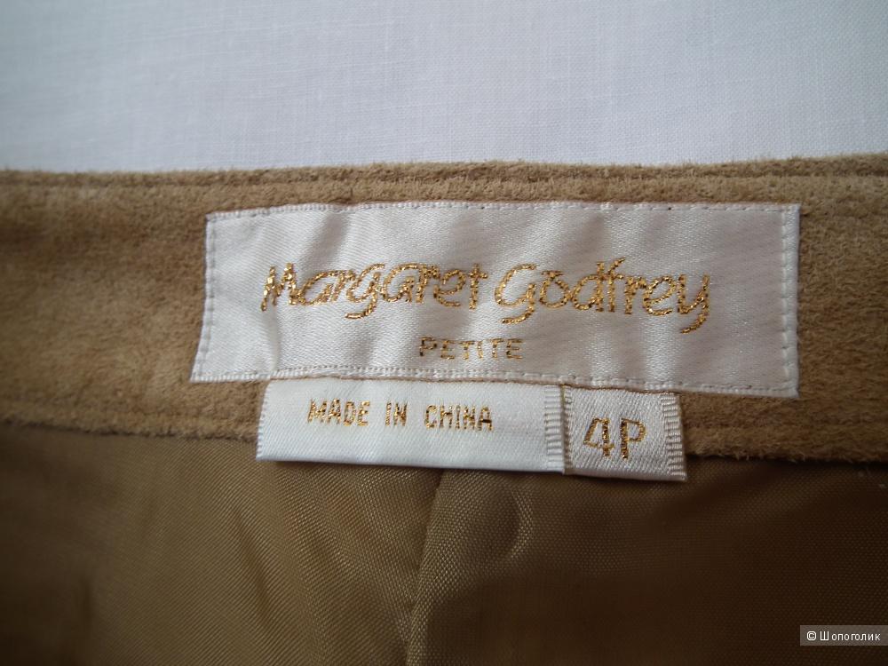 Замшевые брюки карго Margared Godfrey, US4