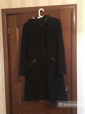 Женское пальто неопределённой фирмы размер L