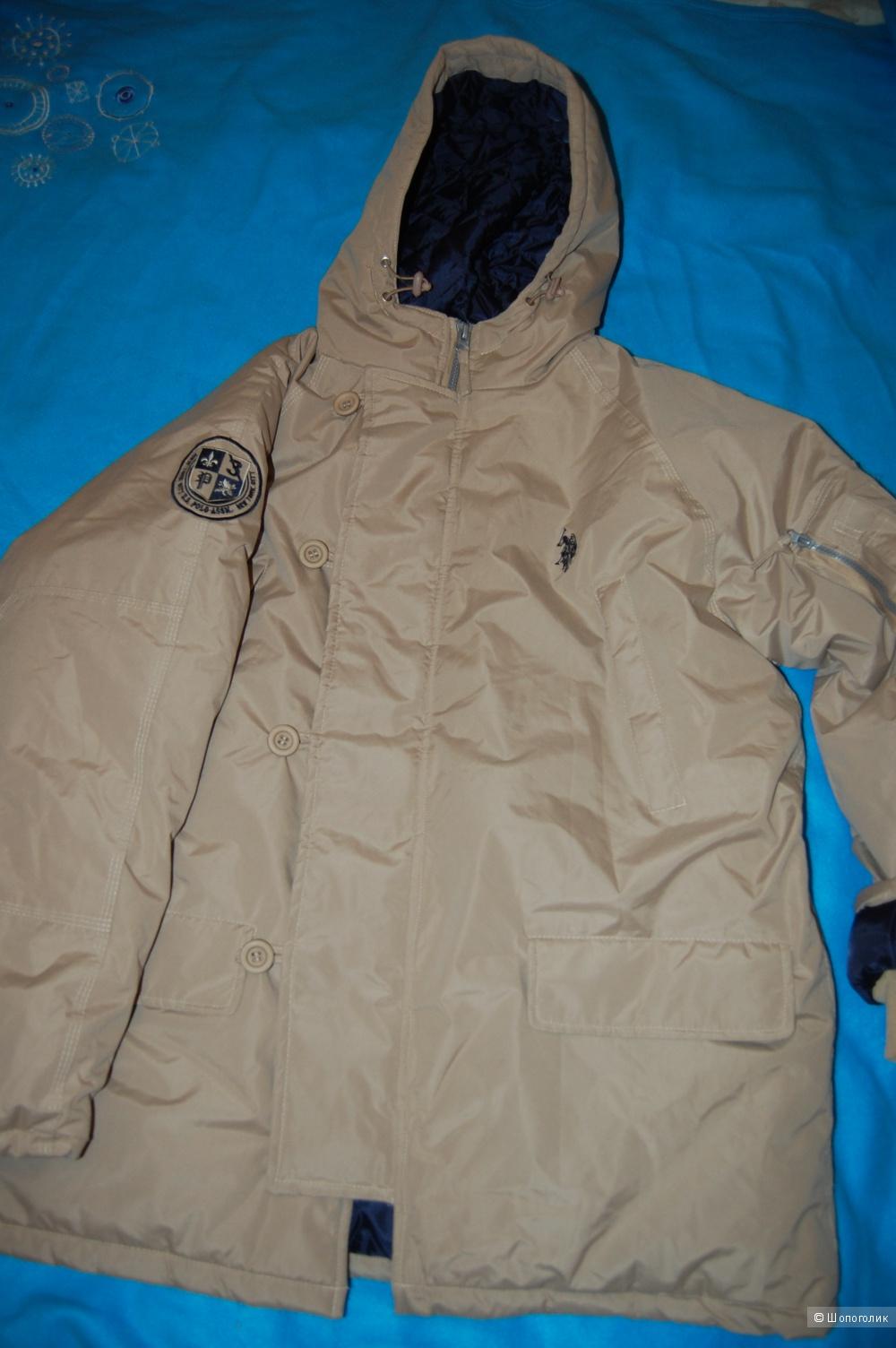 Куртка Polo assn разм 56-58