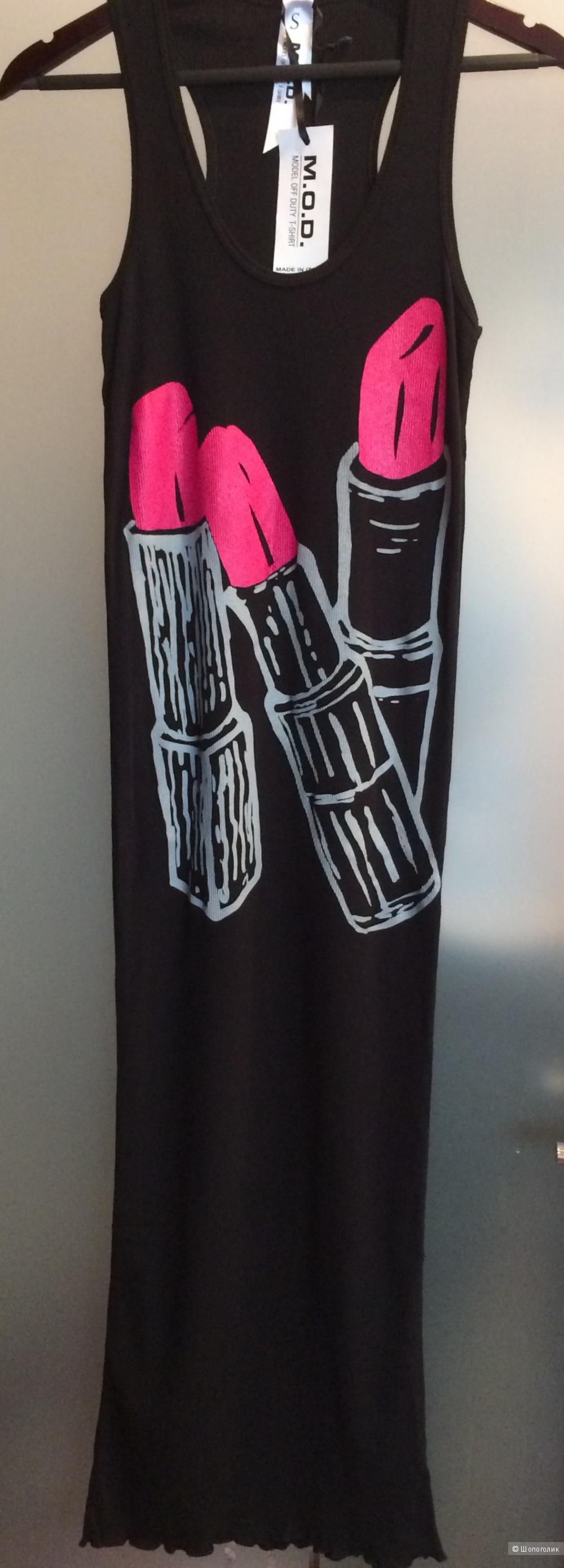 Новое летнее платье Италия размер S (42/44)