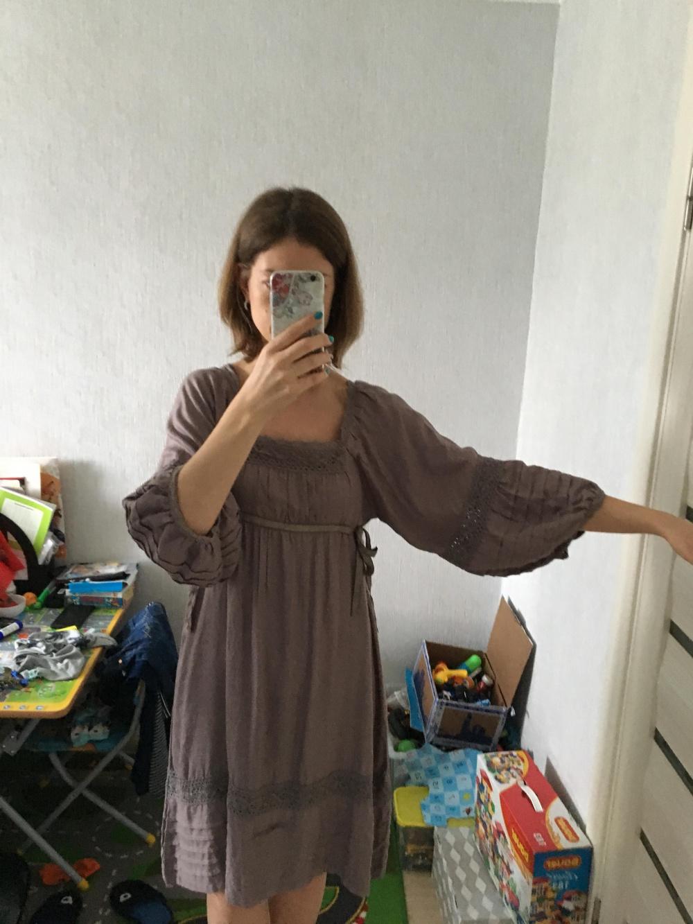 Платье Naf Naf, размер 36