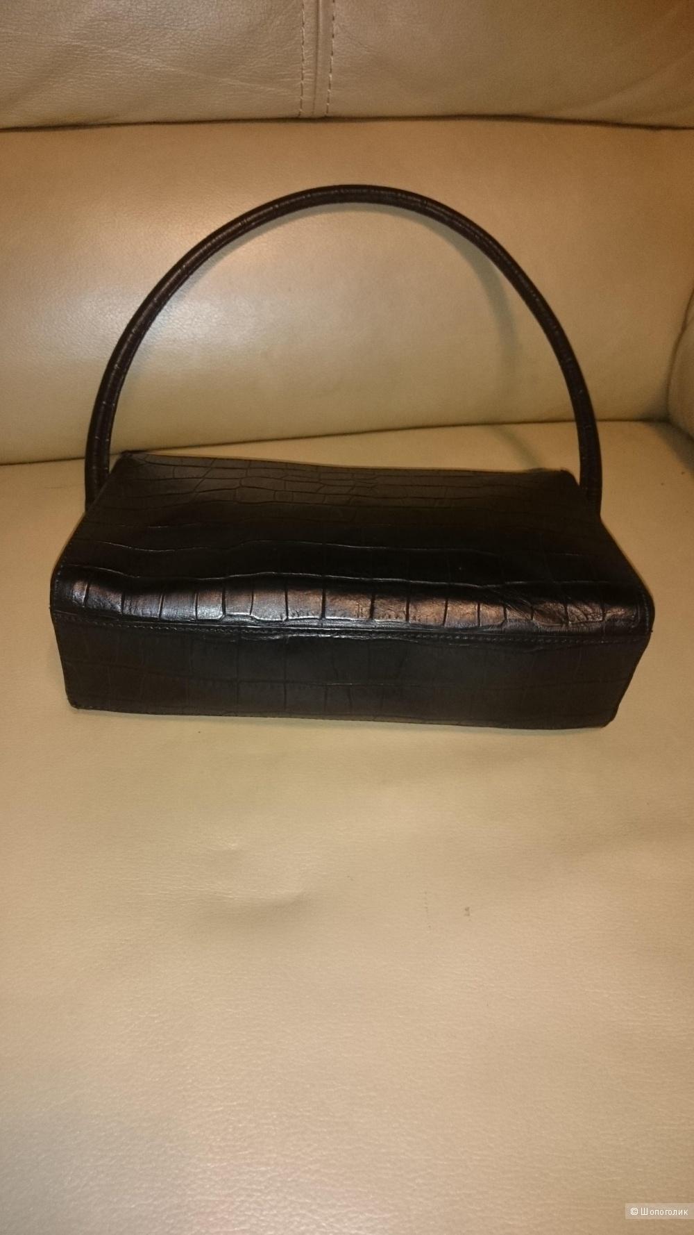 Кожаная сумка no name