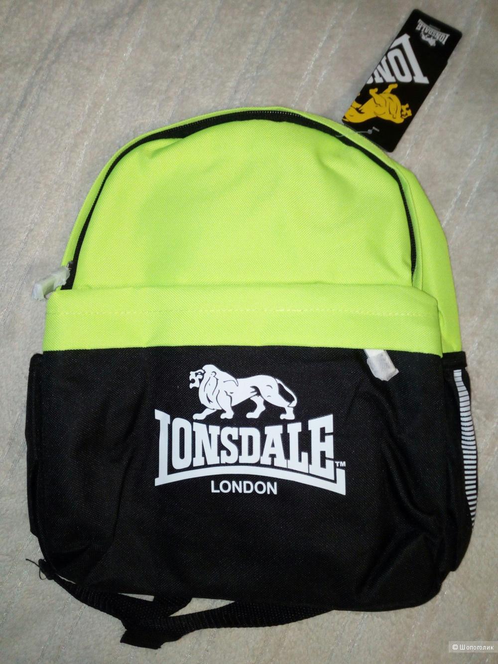 Рюкзак ,Lonsdale, 30*24*10 см