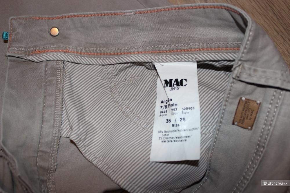 Хлопковые брючки MAC,  размер eur 38