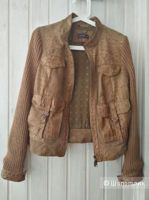 Куртка кожа-замша, Cavaricci, размер М
