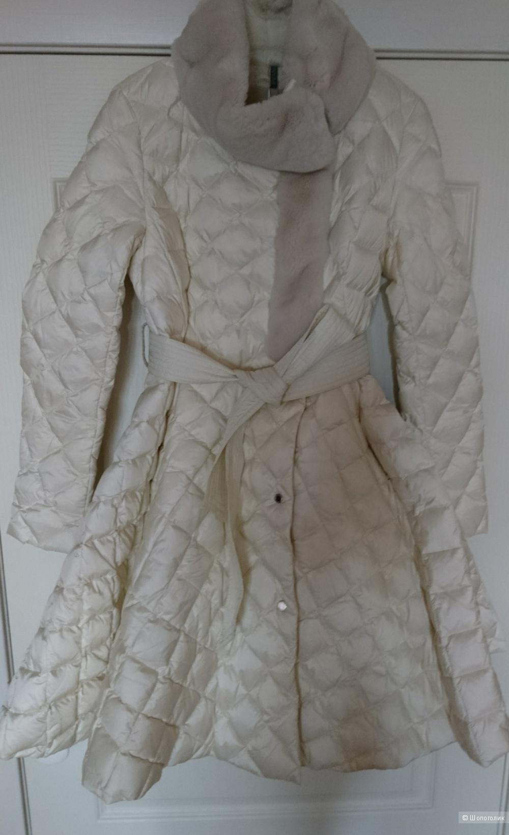 Пальто - пуховик NAUMI, размер 42