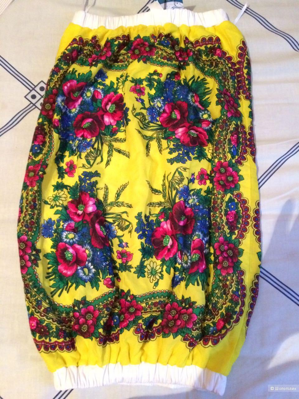 Платье матрешка размер 42-44