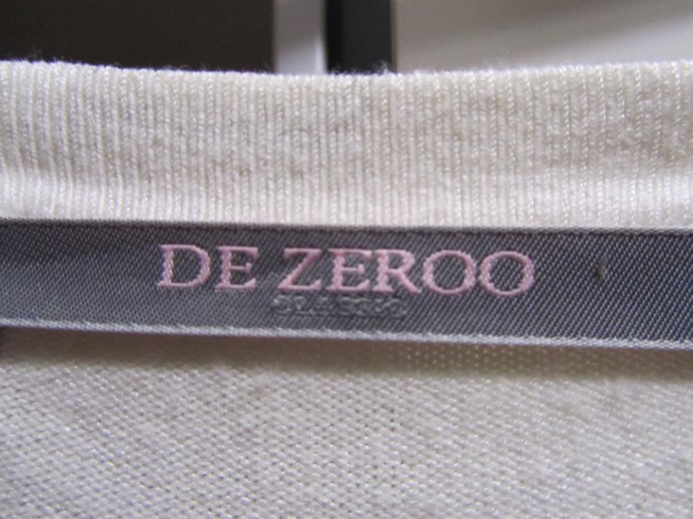 Кофточка и топ DE ZEROO. Размер 44-46.