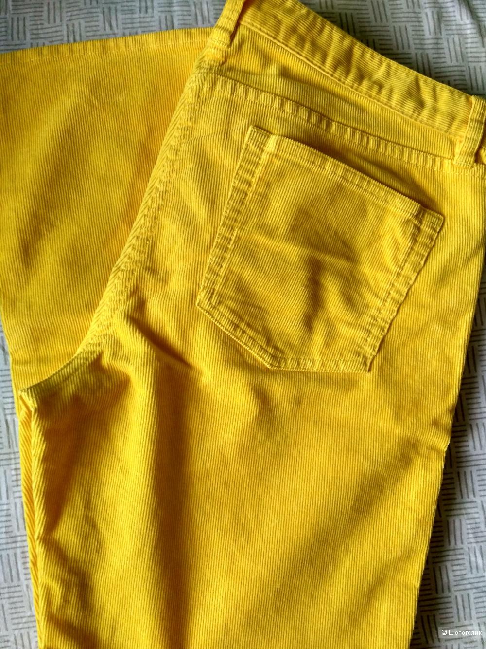 Новые вельветовые брюки\джинсы J.Crew размер M\ L