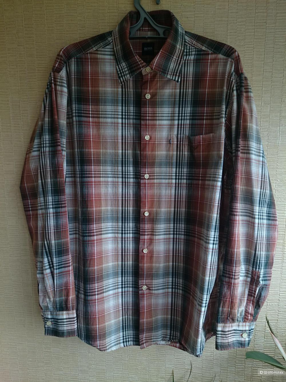 Рубашка мужская  HUGO BOSS, XL