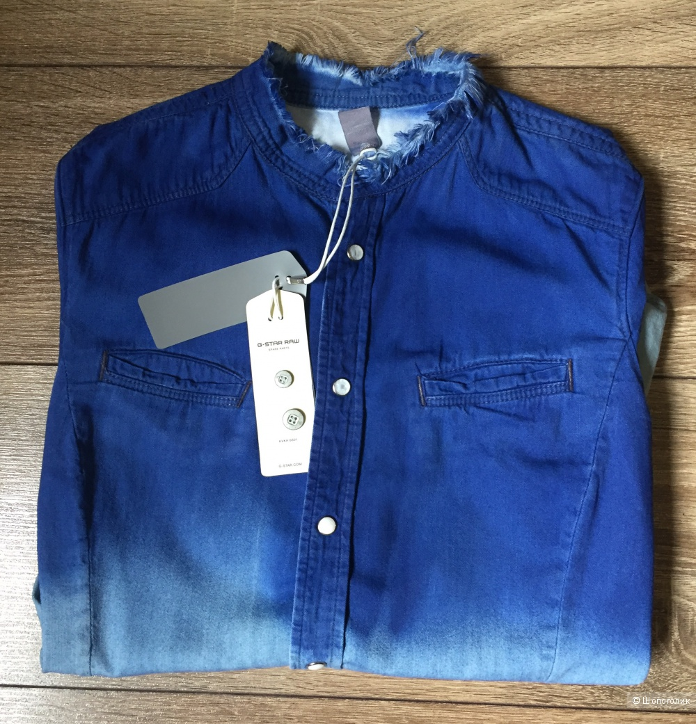 Джинсовая рубашка G-Star ,размер S