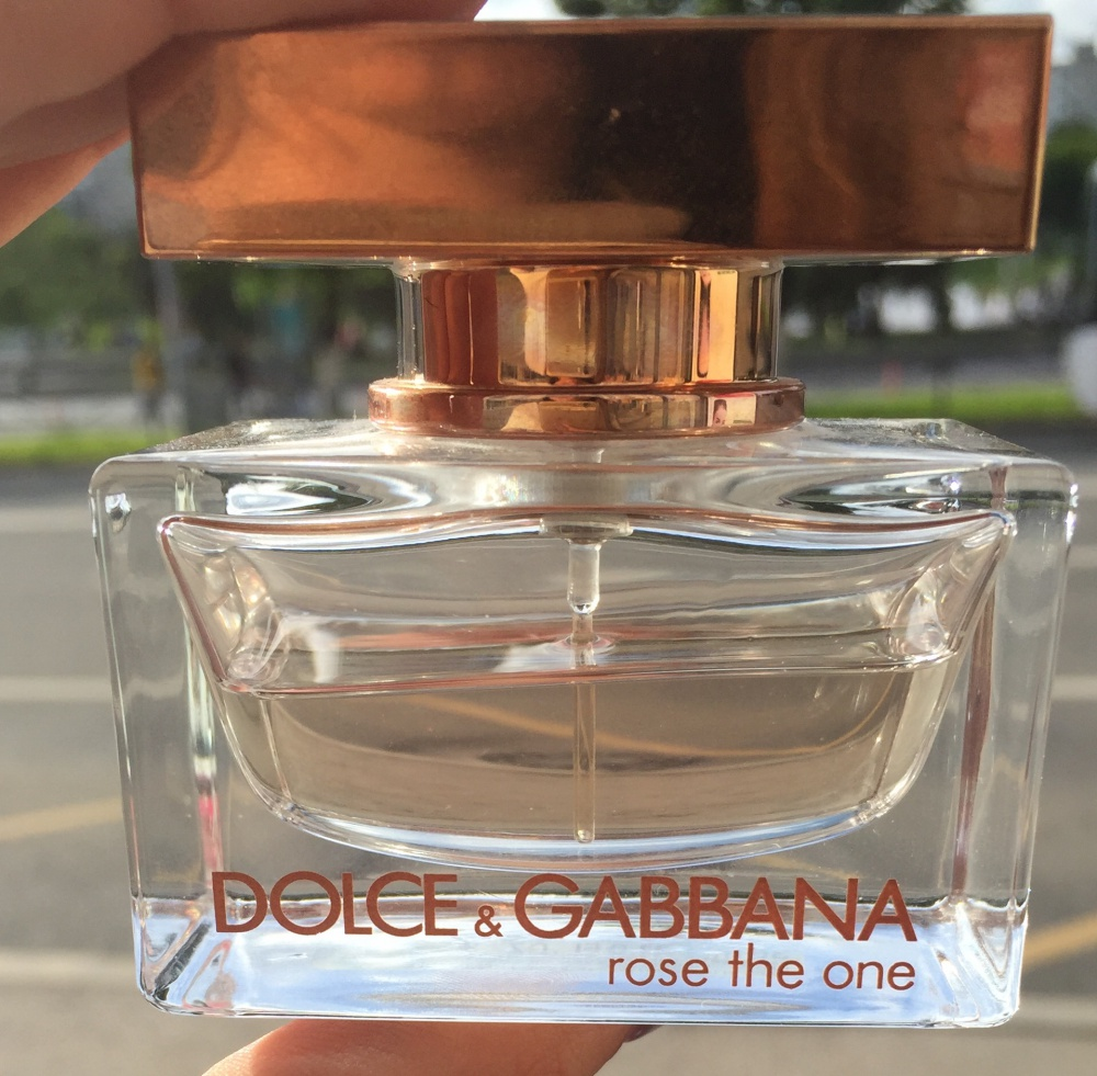 DG rose the one 30мл