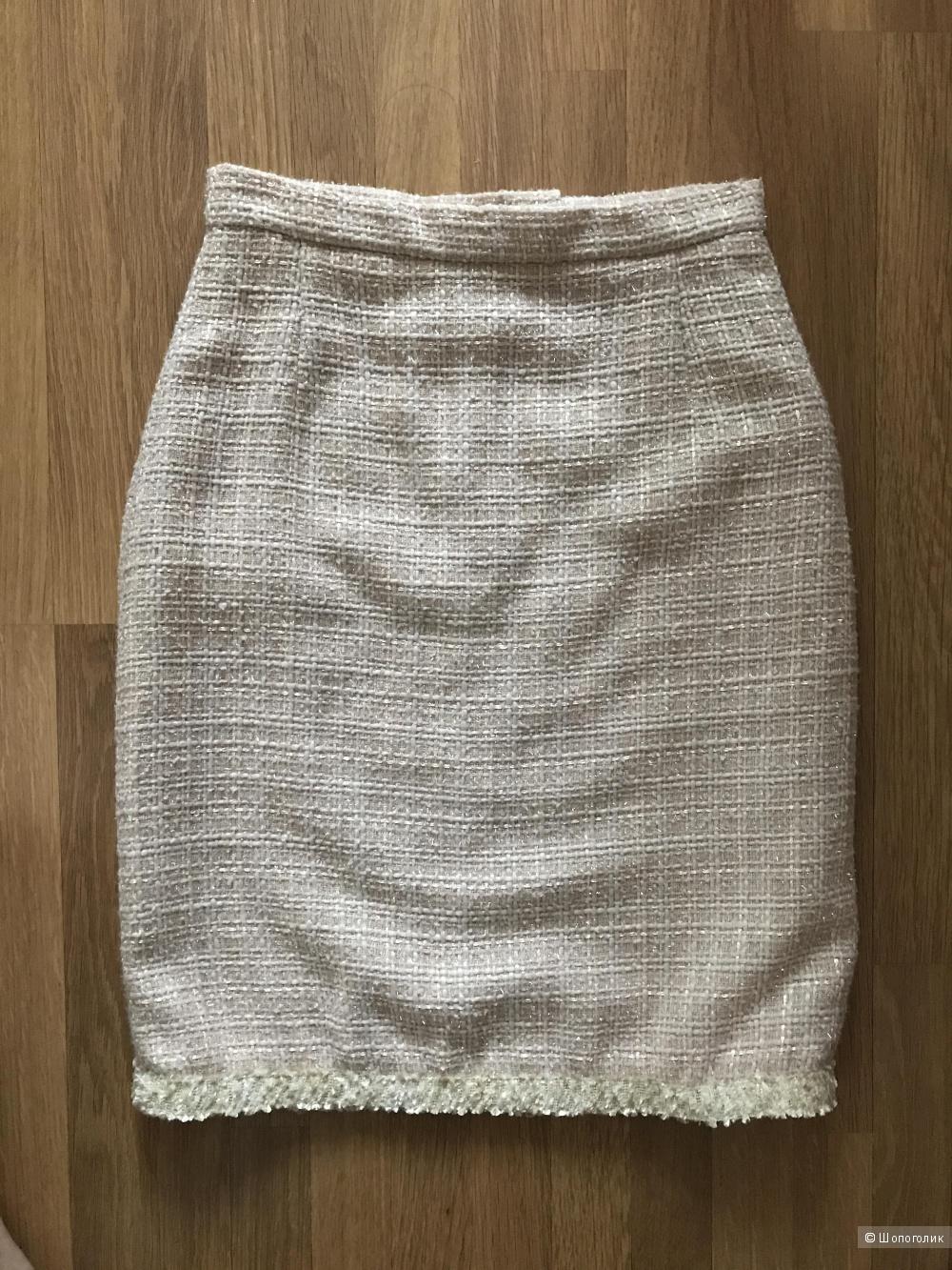 Твидовая юбка от Atelier 19 в размере XS-S