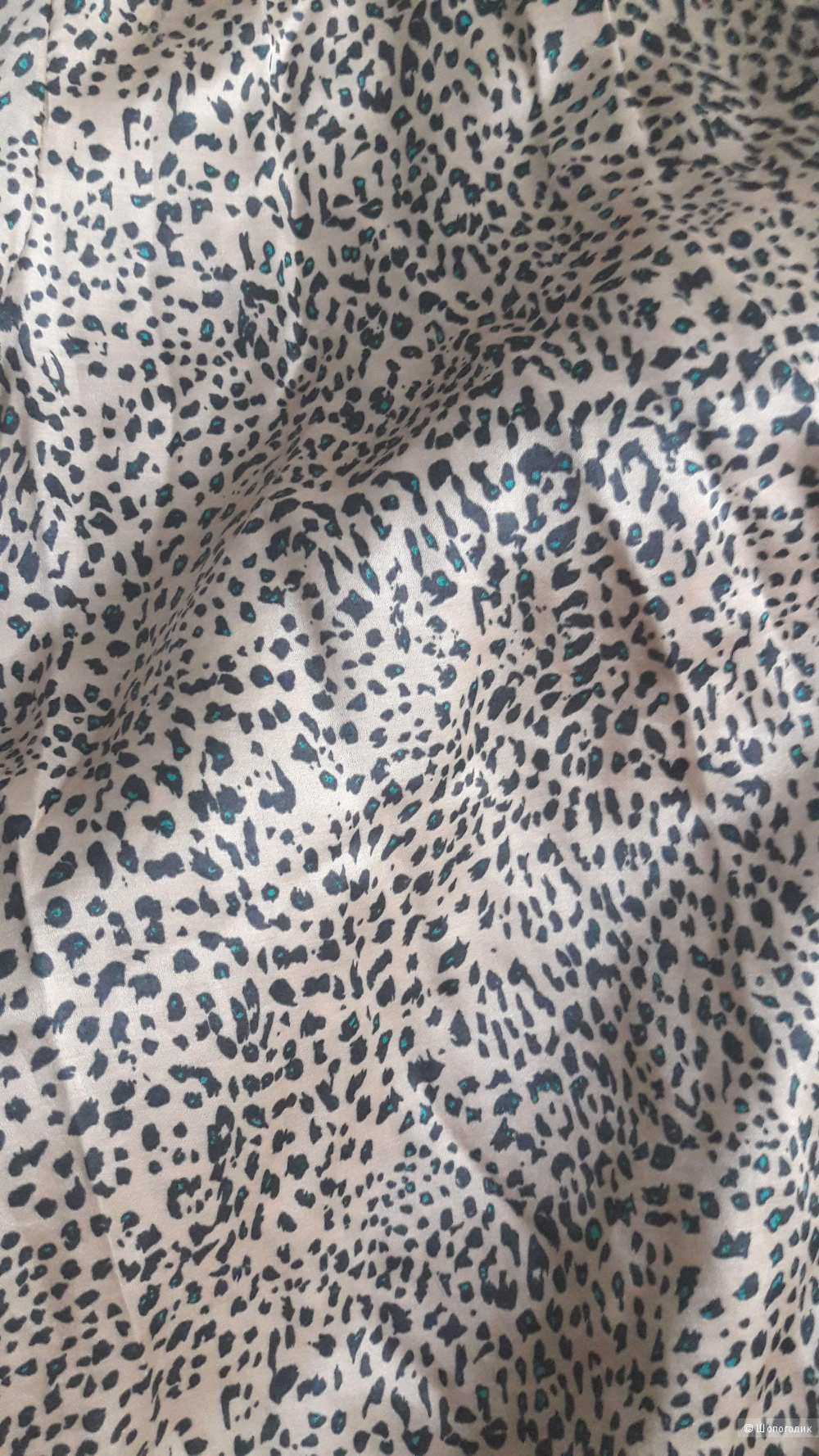 Шелковая блузка Marc Aurel 48-50 размера