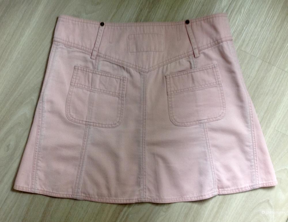 Джинсовая юбка Marc Jacobs, размер 44-46.