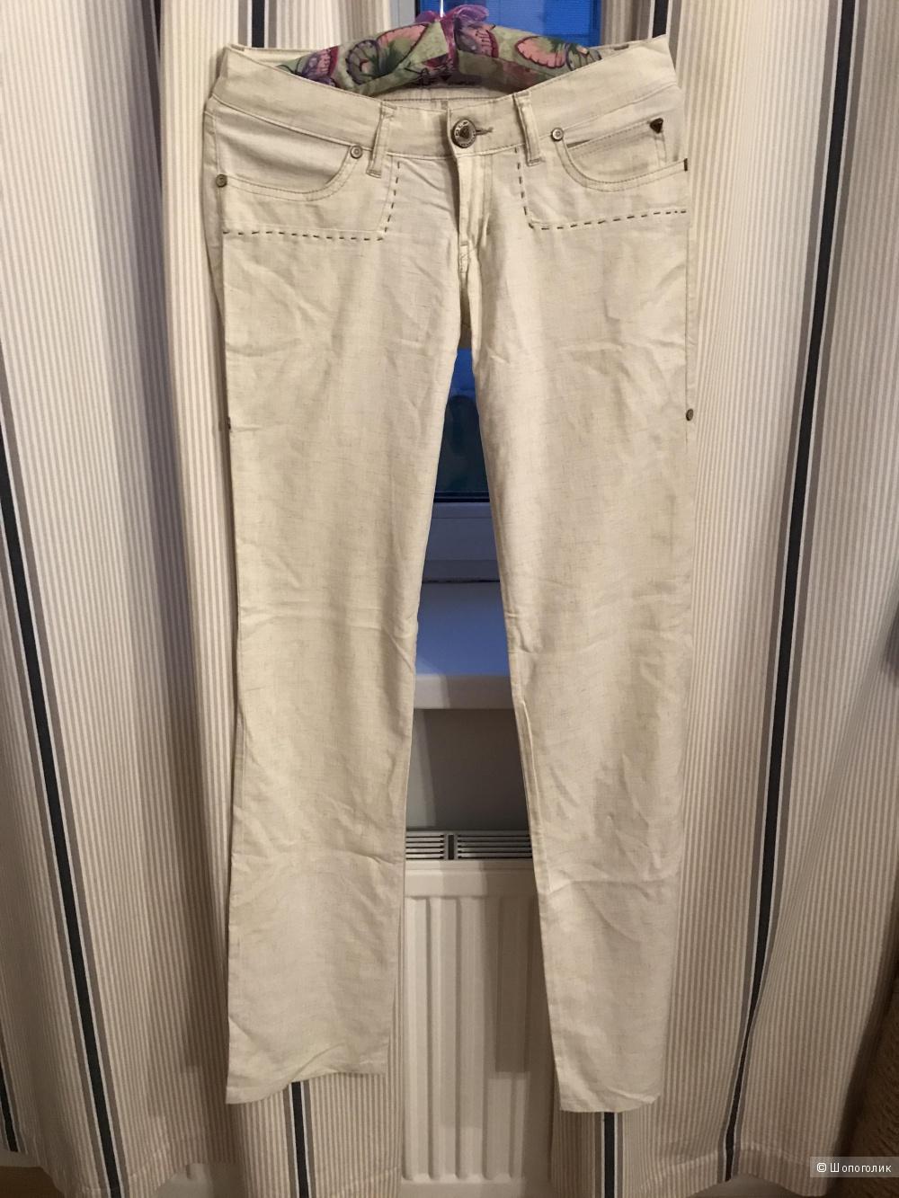 Льняные брюки DLF 25 размер