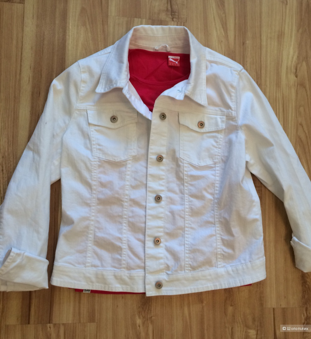 Джинсовая куртка S.Oliver размер 48