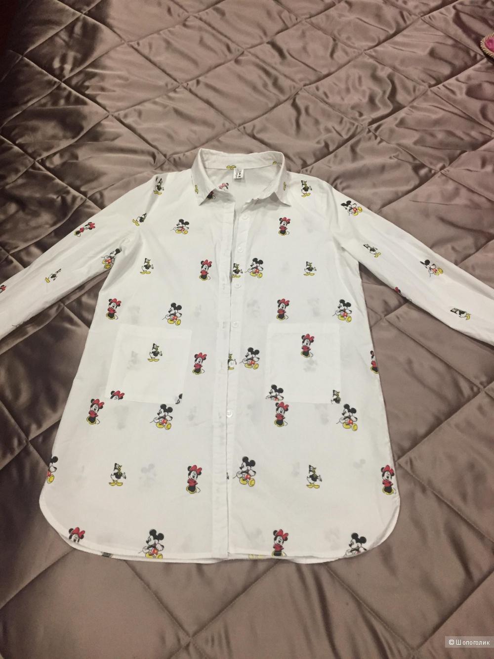 Удлиненная рубашка No Name 44-46р