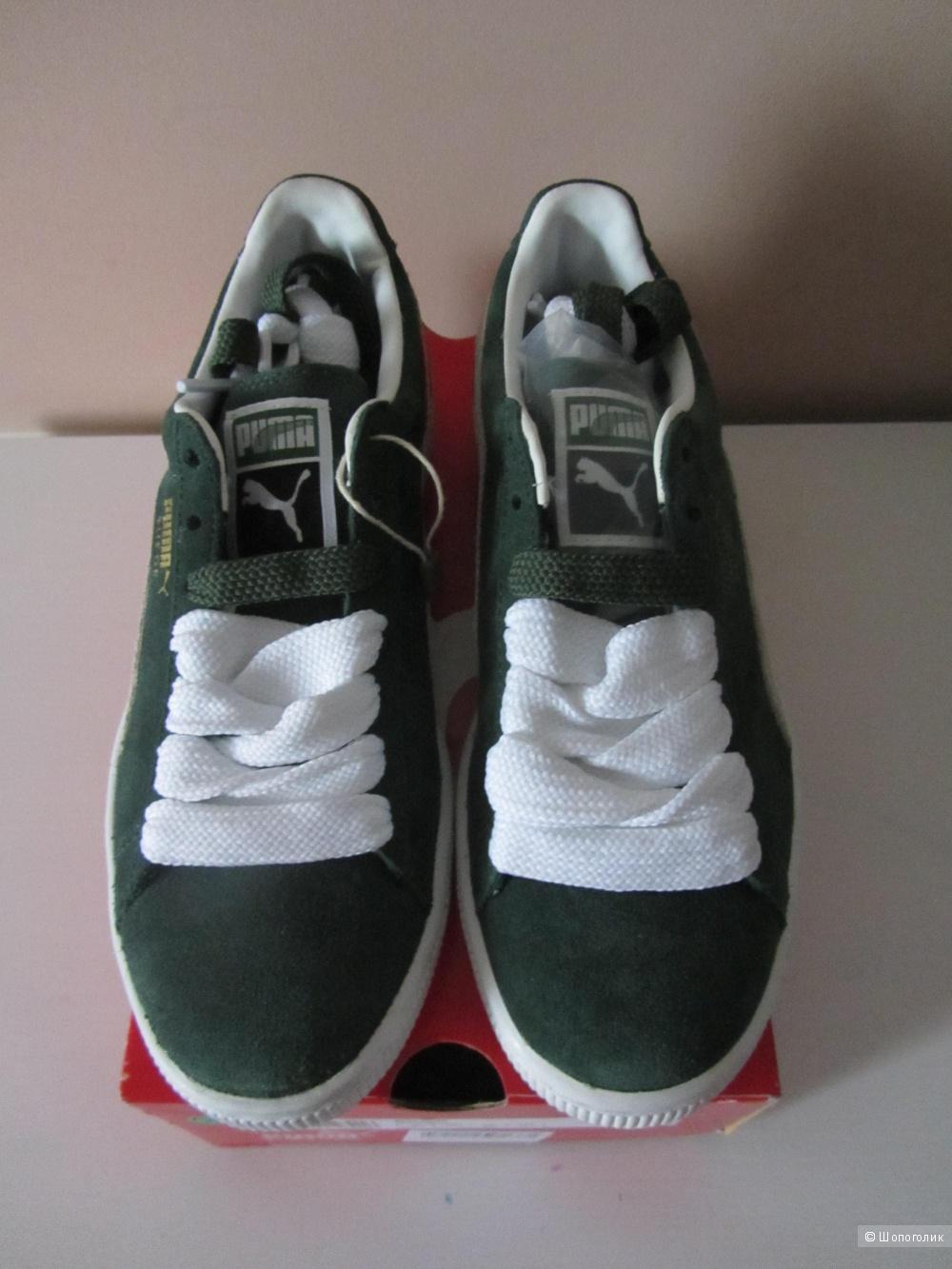 Новые кроссовки Puma, размер 37,5