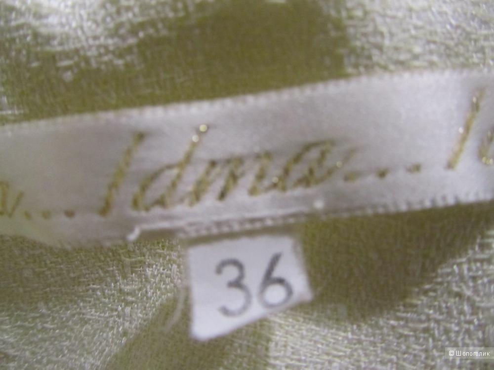 Жакет нежно-лимонный  Idma размер36.