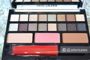 Estee Lauder  Pure Color Envy Палетка макияжа для глаз и лица