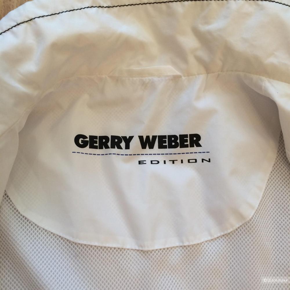 Ветровка-пыльник Gerry Weber размер 48