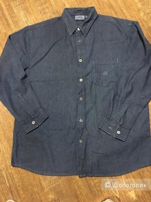 Джинсовая рубашка Recap XL