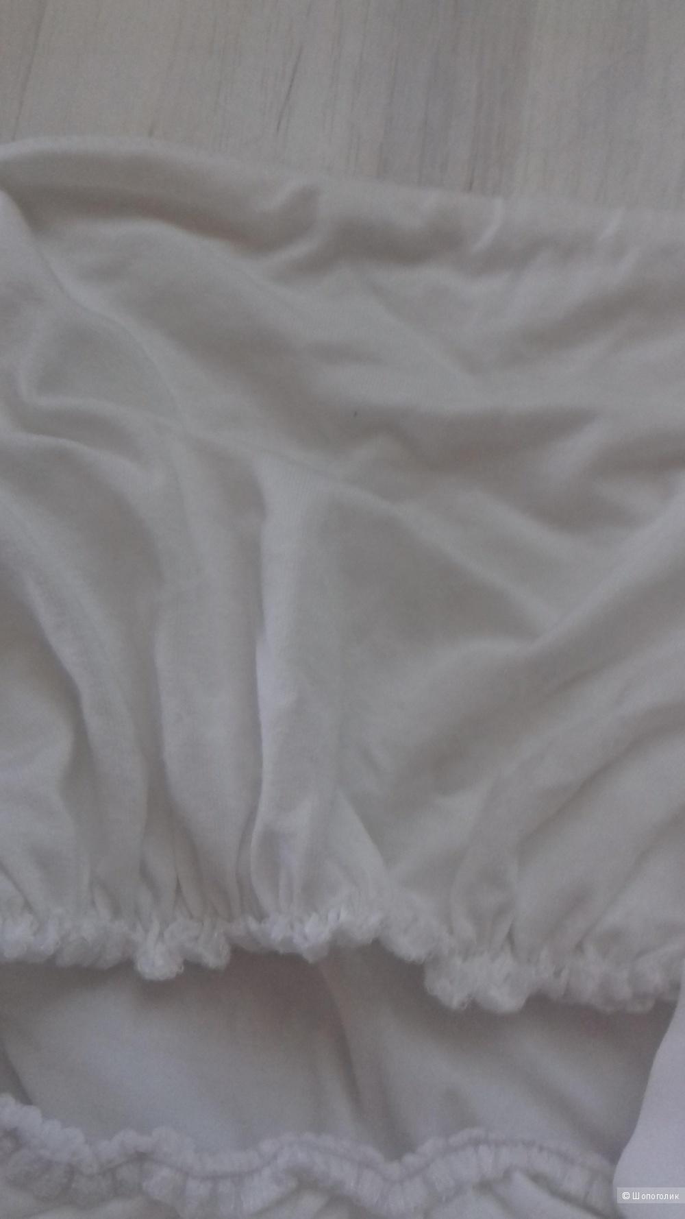 Юбка - карандаш и топ (в подарок), размер 42-44, Италия