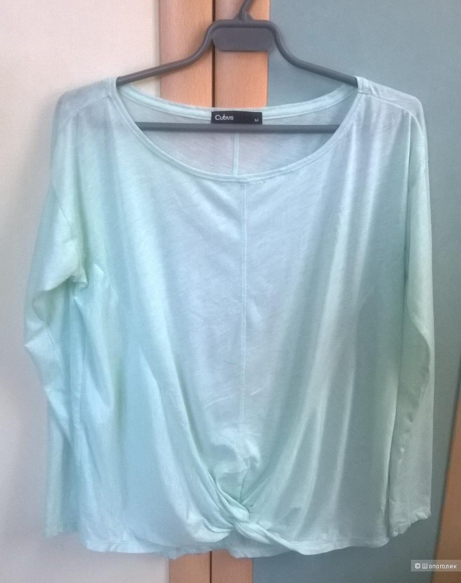 Блузка CUBUS мятного цвета 46 размер
