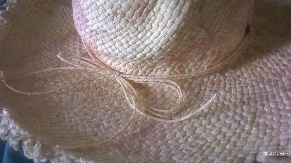 Новая летняя  шляпка SEEBERGER (56 раз)
