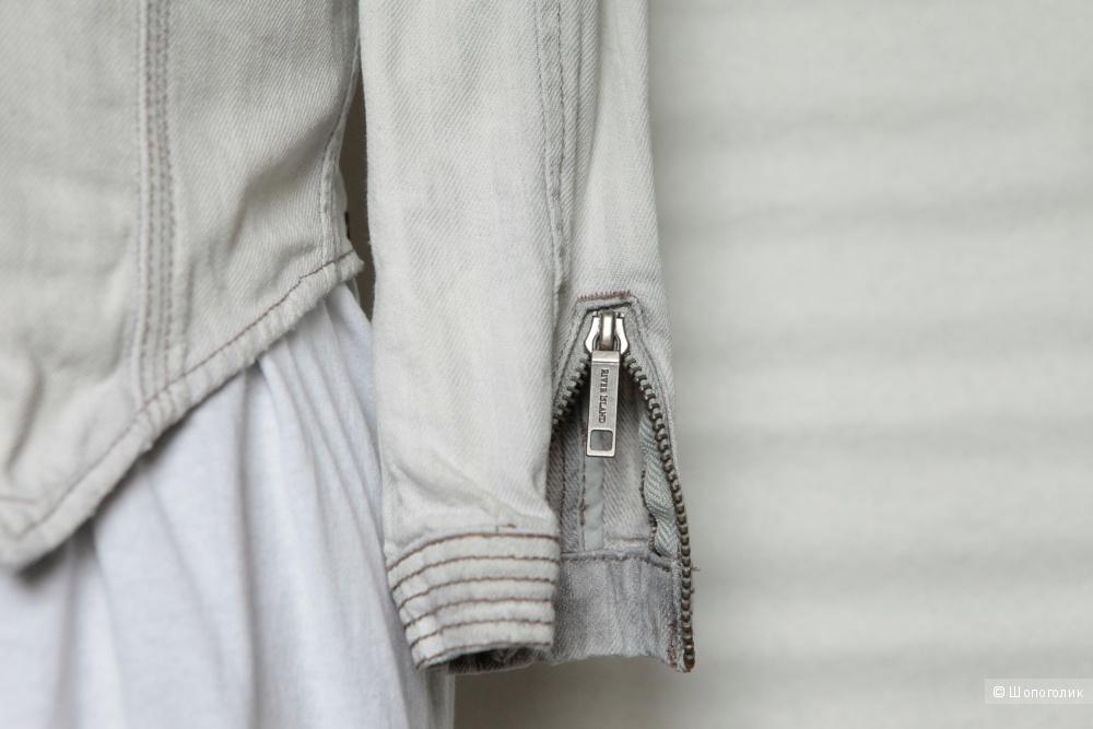 Куртка джинсовая, River Island, размер 12 UK