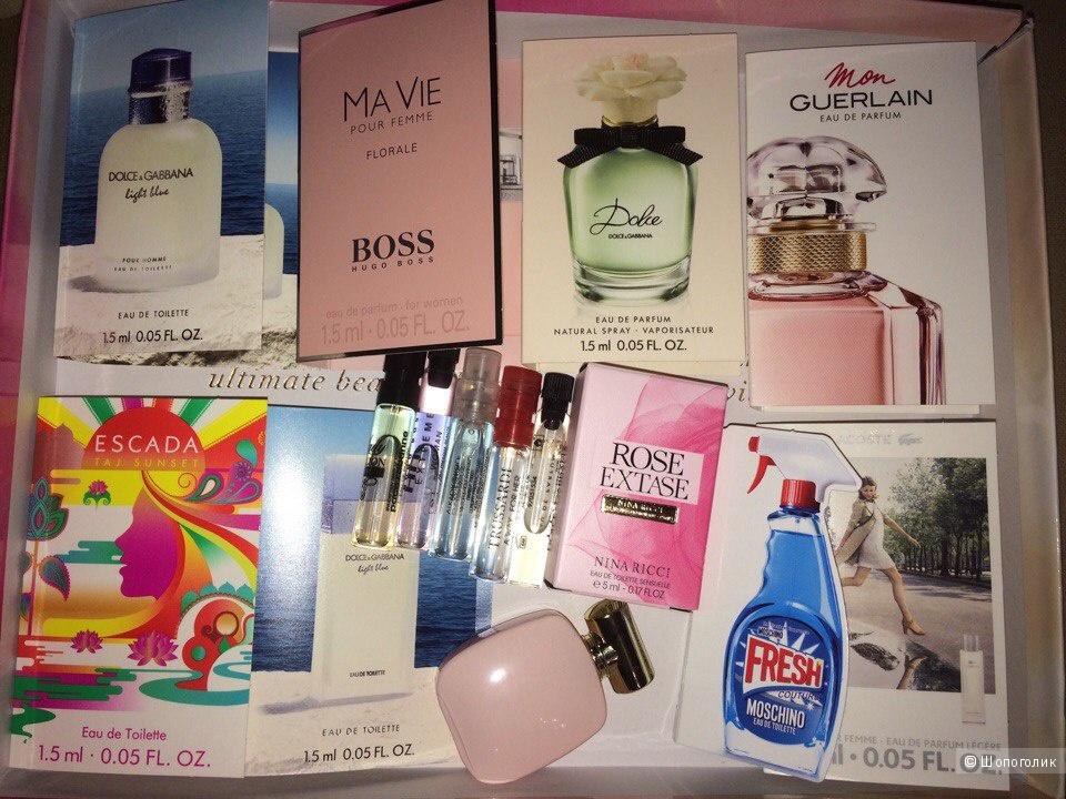 Сет парфюмерии