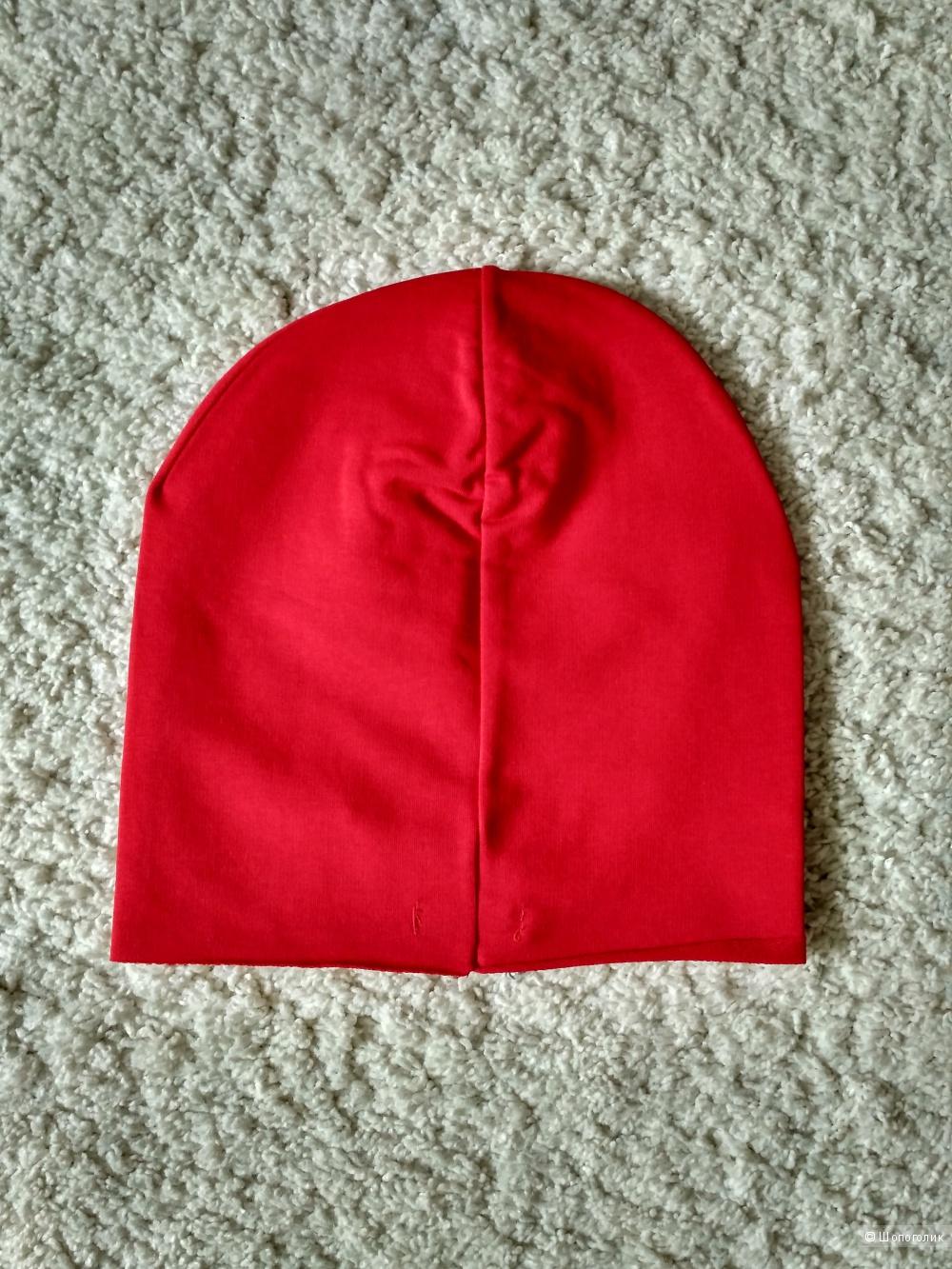 Трикотажная шапка PRINCIPITO (Италия). Универсальный размер.