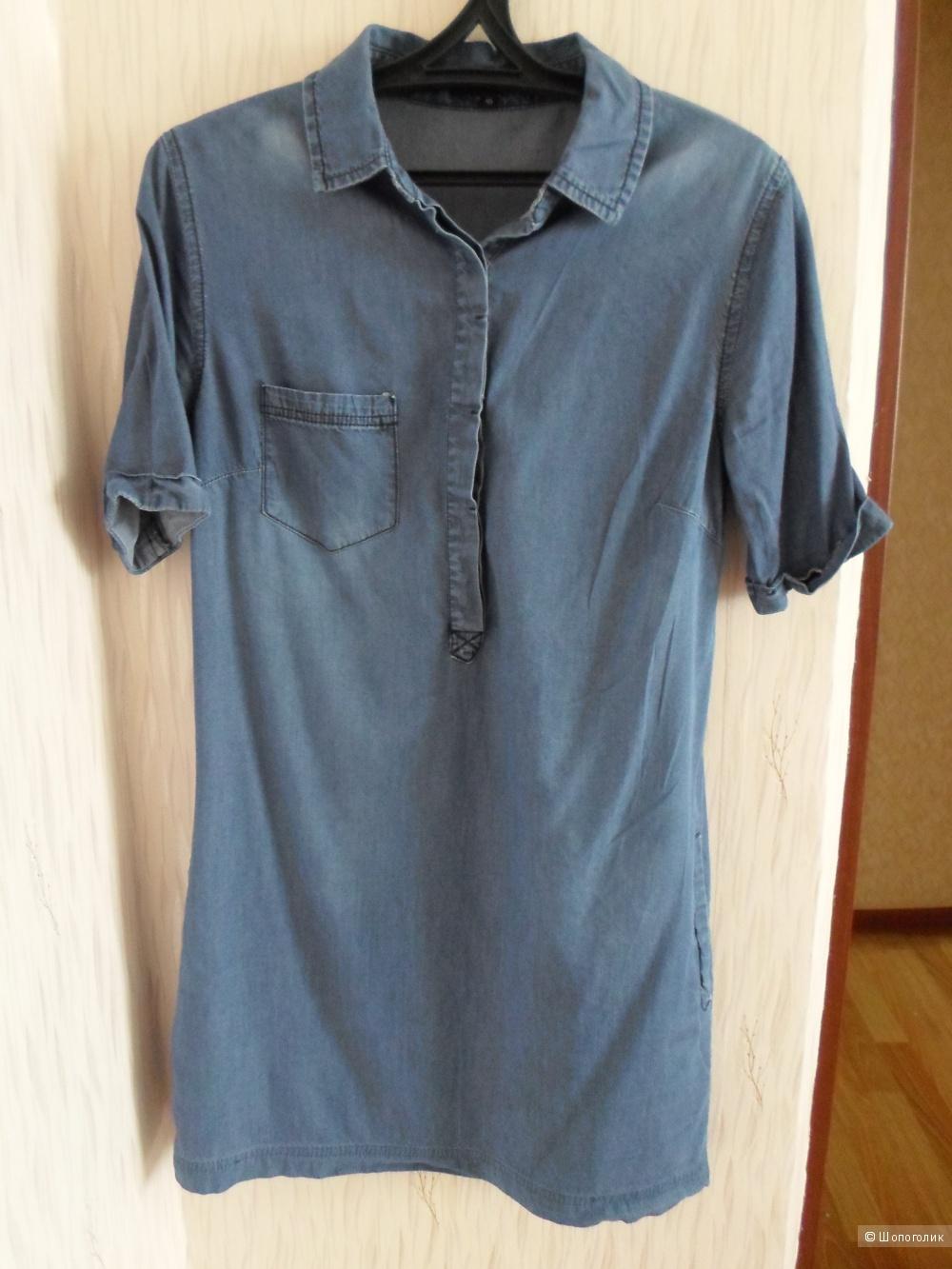Платье-рубашка New Look, размер 42