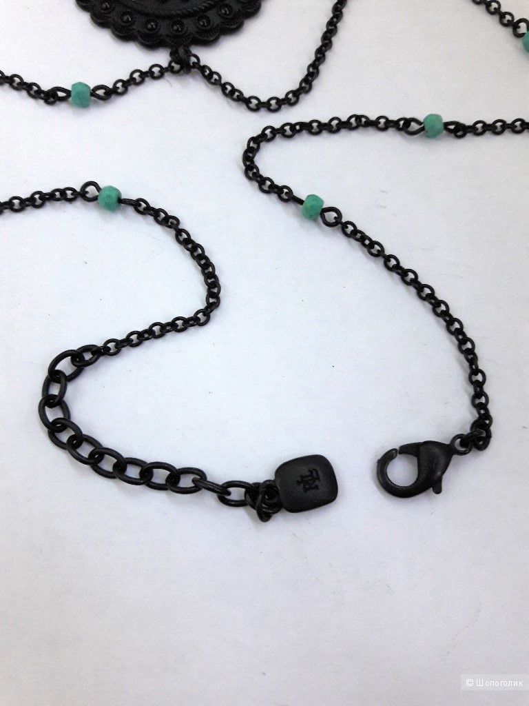 Necklace с бирюзой