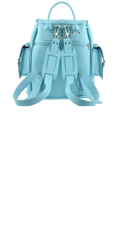 Стильный кожаный рюкзак Grafea