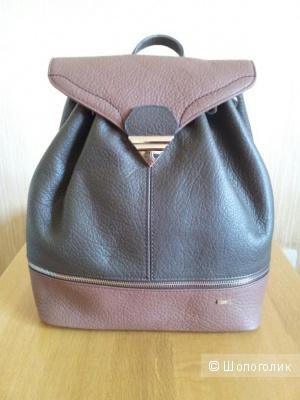 Кожаный рюкзак  Esse новый