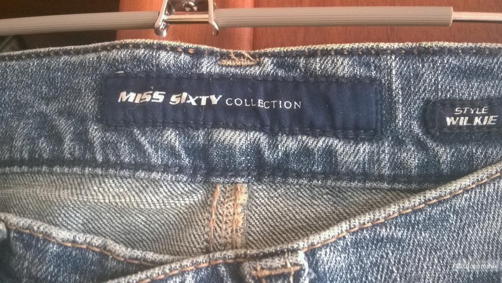 Джинсы Miss Sixty, 24 размер (имхо, большемерит)