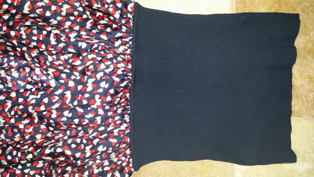 Блузка  шелковая Adolfo Dominguez , 44-48 размер