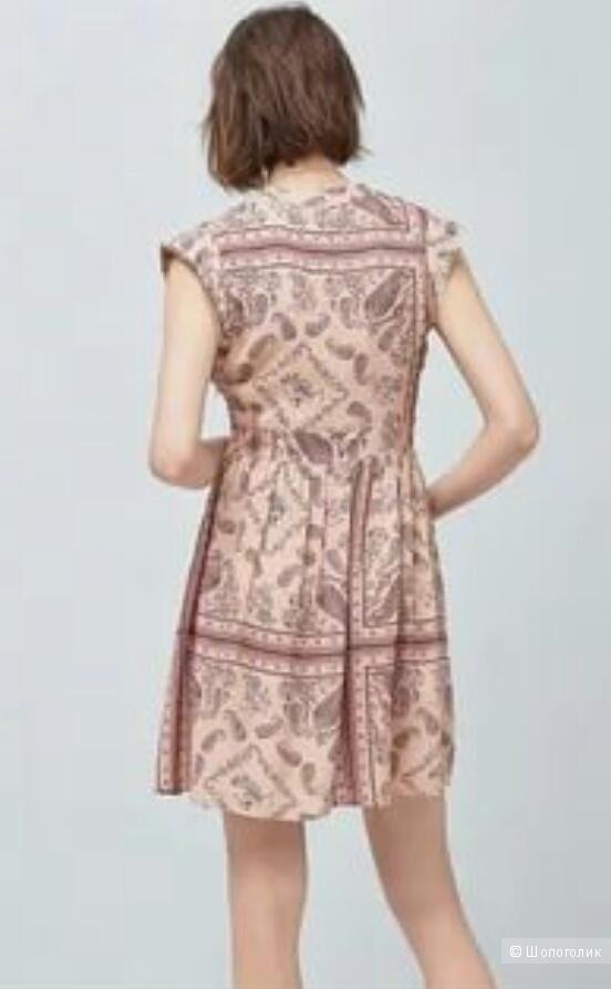 MANGO SUIT, l  платье-туника