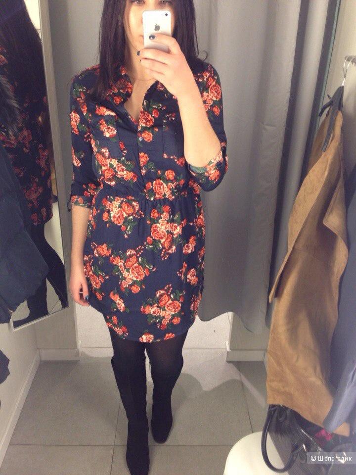 Платье H&M, размер 32 (русский 40)