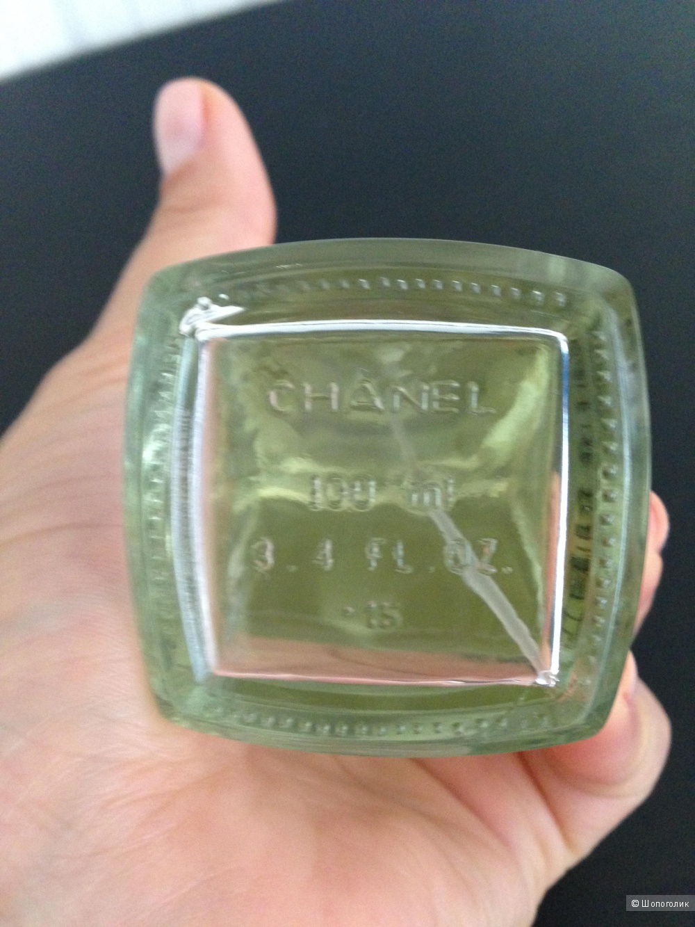 Туалетная вода Chanel Cristall Vertе 100 мл