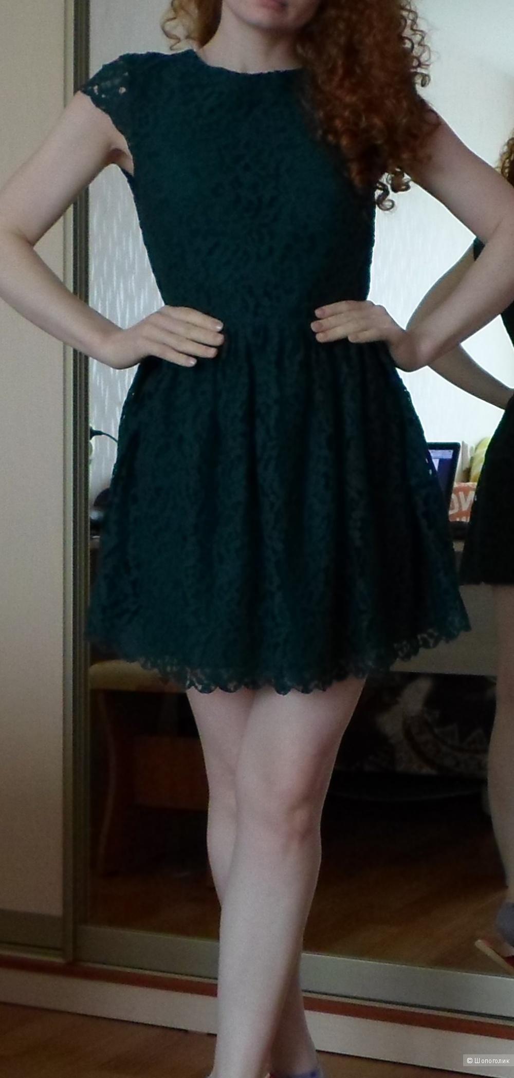 Платье H&M, размер 36 (русский 42)