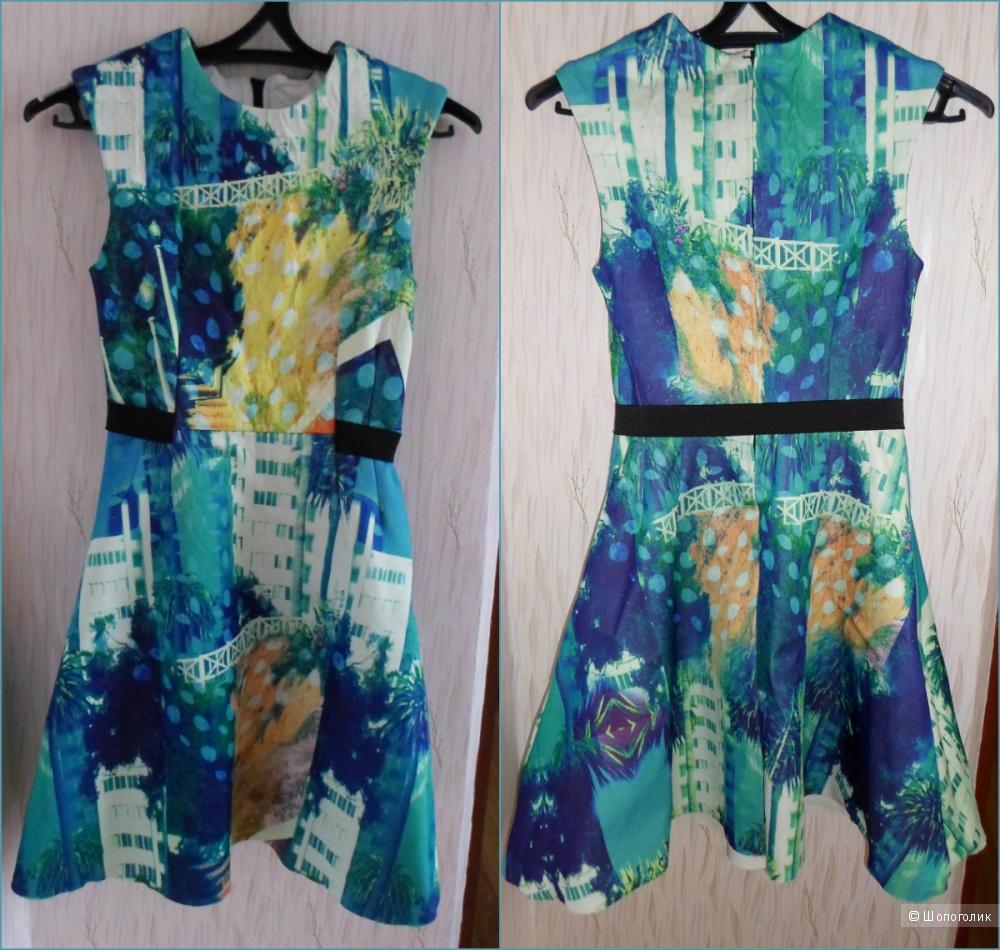 Платье H&M, размер 34 (русский 40-42)