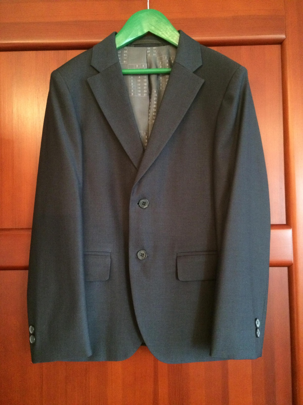 Детский Школьный пиджак Коминтерн ,  рост134