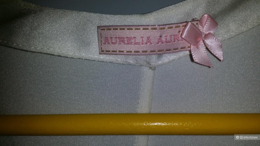 Шелковое платье Aurelia-Aurita от Юлии Далакян, 40-44 размер