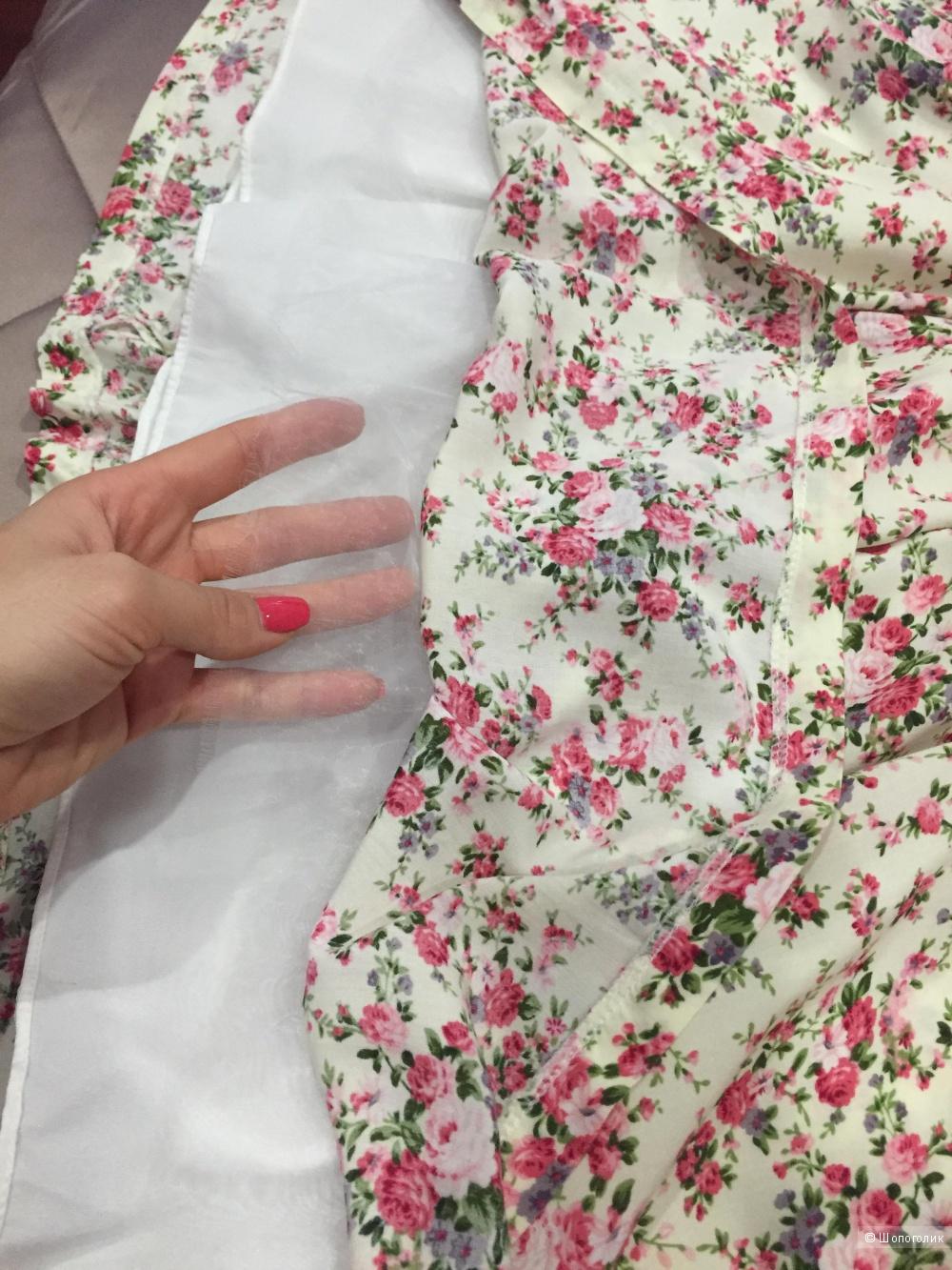 Платье из хлопка No Name 42/44р