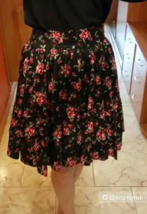 Новая юбка A.M.N, размер М
