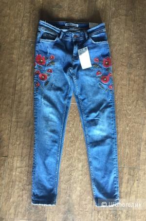 Новые джинсы Zara 34