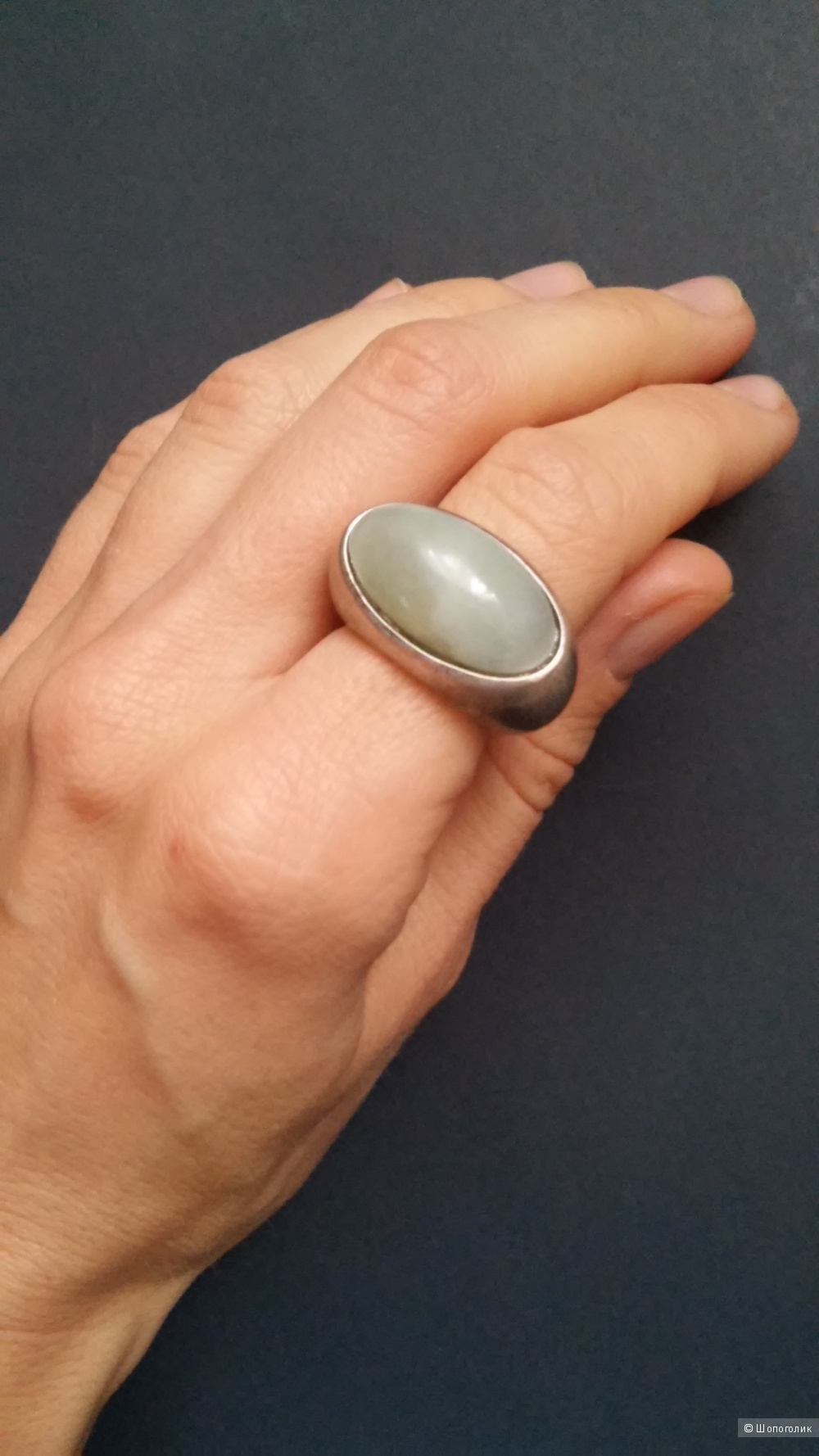 Новое кольцо Dyrberg Kern, размер 3